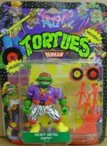 Teenage Mutant Ninja Turtles - 1991 - Heavy Metal Raph