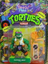 Teenage Mutant Ninja Turtles - 1991 - Rappin\' Mike