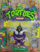 Teenage Mutant Ninja Turtles - 1991 - Super Shredder
