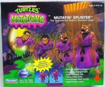 Teenage Mutant Ninja Turtles - 1992 - Mutations - Mutatin\' Splinter
