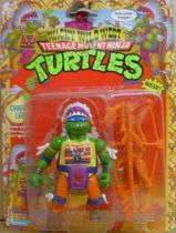 Teenage Mutant Ninja Turtles - 1992 - Wacky Wild West - Chief Leo