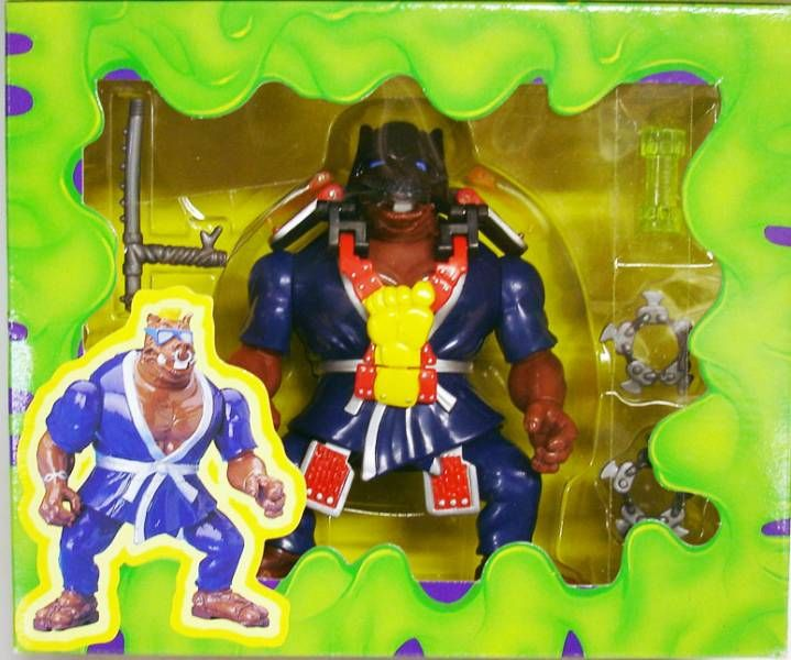 Teenage Mutant Ninja Turtles - 1993 - AutoMutations - Night Ninja Bebop