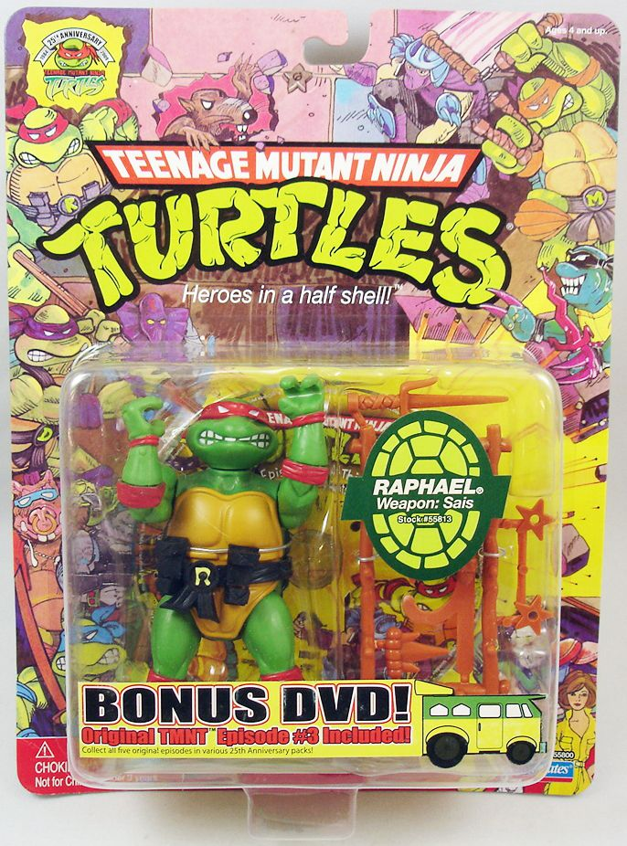 Assured, what tmnt 25th anniversary toys