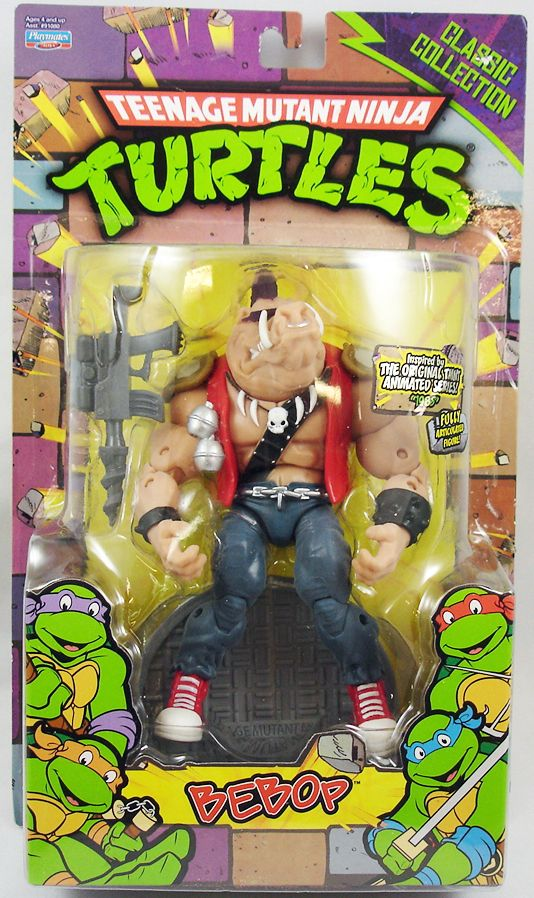 Tortues Ninja - 2013 - Classic Collection - Bebop