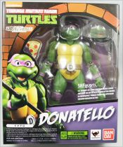 Teenage Mutant Ninja Turtles - Bandai S.H.Figuarts - Donatello