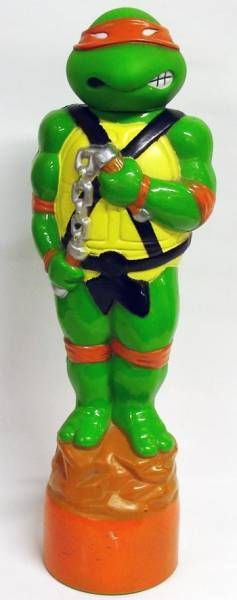 Teenage Mutant Ninja Turtles - Bubble bath - Michaelangello