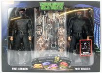 Teenage Mutant Ninja Turtles - NECA - 1990 Movie Foot Soldiers 2-pack