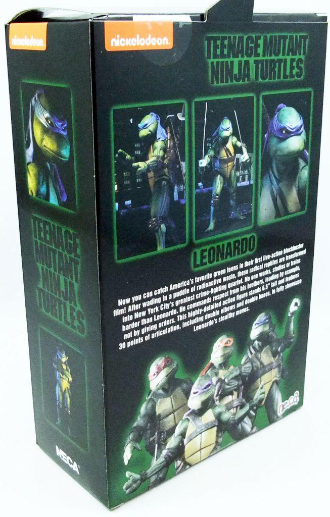 Teenage Mutant Ninja Turtles - NECA - 1990 Movie Leonardo