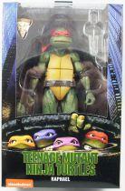 Teenage Mutant Ninja Turtles - NECA - 1990 Movie Raphael