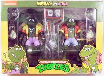 Teenage Mutant Ninja Turtles - NECA - Animated Series Napoleon & Attila