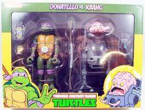 Teenage Mutant Ninja Turtles - NECA - Donatello vs. Krang