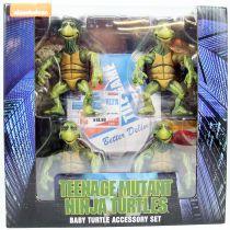 Teenage Mutant Ninja Turtles - NECA - Movie Baby Turtle Accessory Set