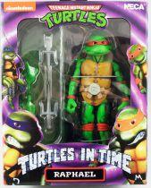 Teenage Mutant Ninja Turtles - NECA - Turtles In Time Raphael