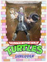 Teenage Mutant Ninja Turtles - PCS - 1987 Animated TV Series - Shredder 1/8 scale PVC Statue