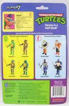 Teenage Mutant Ninja Turtles - Super7 ReAction Figures - Bebop