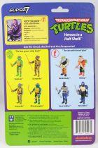 Teenage Mutant Ninja Turtles - Super7 ReAction Figures - Foot Soldier