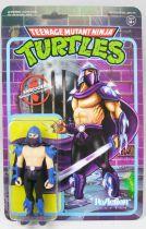 Teenage Mutant Ninja Turtles - Super7 ReAction Figures - Shredder