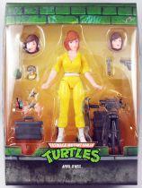 Teenage Mutant Ninja Turtles - Super7 Ultimates Figures - April O\'Neil