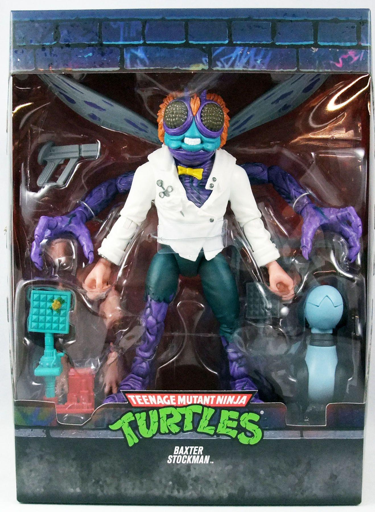 Teenage Mutant Ninja Turtles - Super7 Ultimates Figures - Baxter Stockman