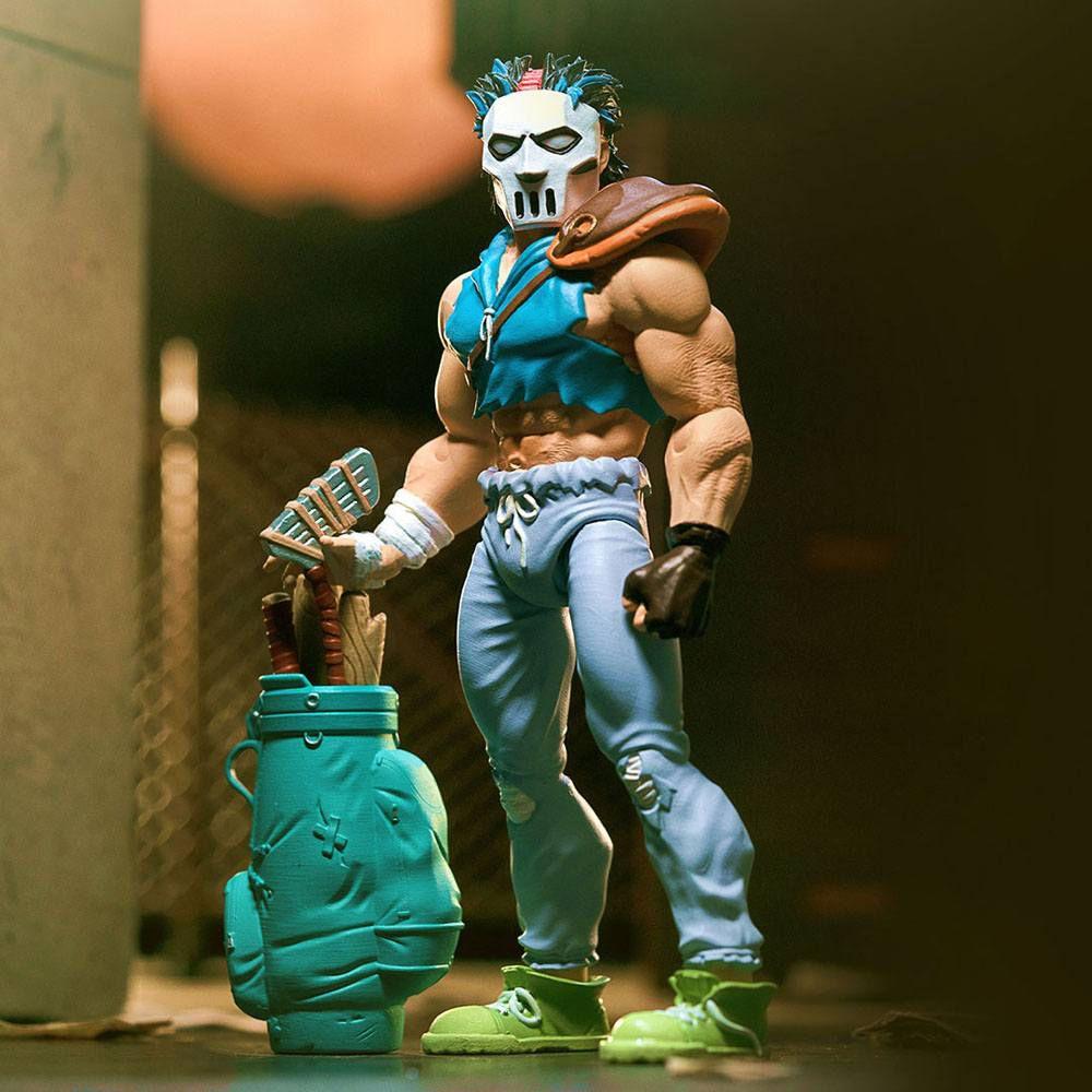 Teenage Mutant Ninja Turtles - Super7 Ultimates Figures - Casey Jones