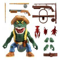 Teenage Mutant Ninja Turtles - Super7 Ultimates Figures - Leatherhead