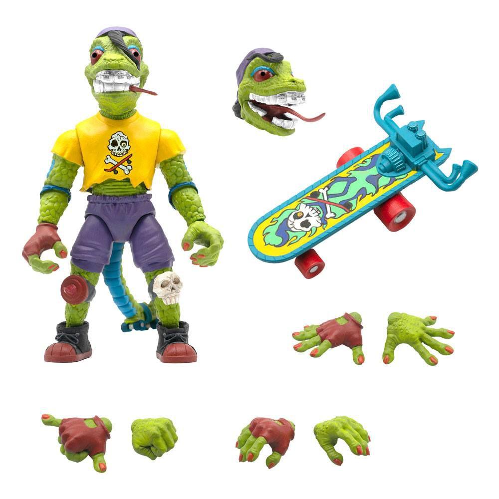 Teenage Mutant Ninja Turtles - Super7 Ultimates Figures - Mondo Gecko
