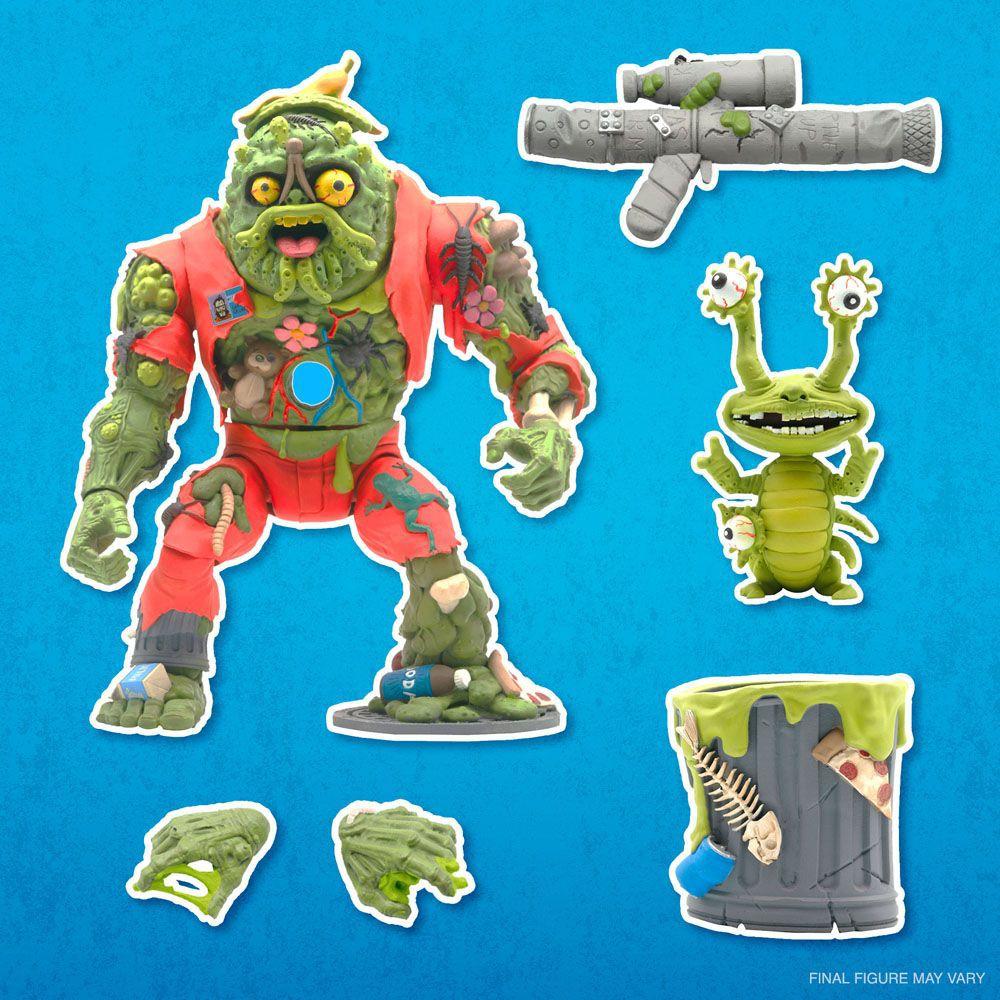 Teenage Mutant Ninja Turtles - Super7 Ultimates Figures - Muckman & Joe Eyeball