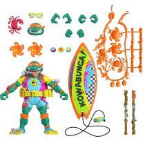 Teenage Mutant Ninja Turtles - Super7 Ultimates Figures - Sewer Surfer Mike