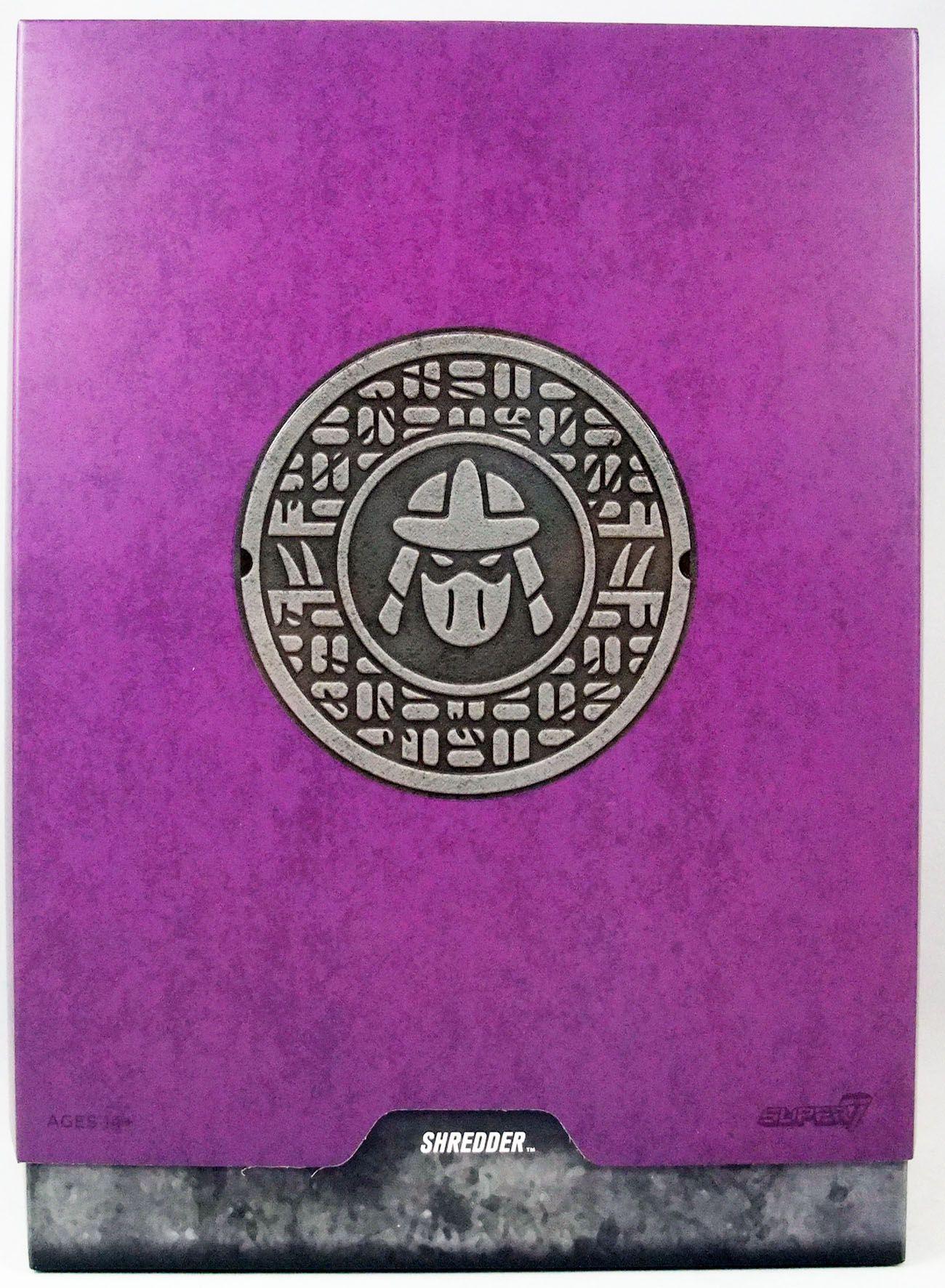 Teenage Mutant Ninja Turtles - Super7 Ultimates Figures - Shredder