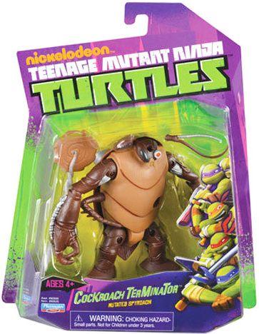 Tortues Ninja (Nickelodeon) - Cockroach Terminator