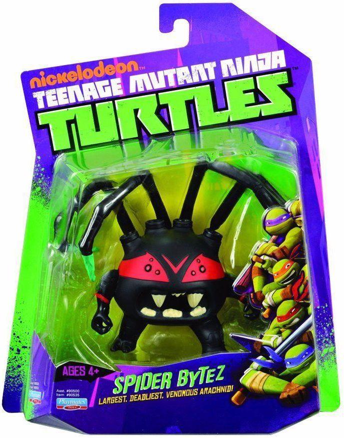 Tortues Ninja (Nickelodeon) - Spider Bytez