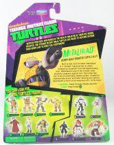 Teenage Mutant Ninja Turtles (Nickelodeon 2012) - Metalhead