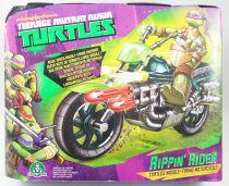 Teenage Mutant Ninja Turtles (Nickelodeon 2012) - Rippin\' Rider