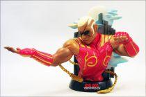 Tekken 5 - Namco Magstage Bust - Raven (red)