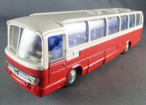 Tekno 950 White & Red Mercedes O 302 Bus Coach Mint Condition