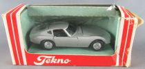 Tekno Kirk 934 Grey Metalized Toyota 2000 GT Mint in Box 2