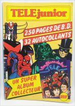 TELE Junior - Album n°11 (réédition des magazines hebdomadaires n°1 à 8)