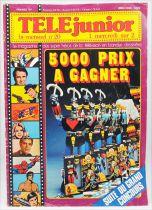 TELE Junior - Magazine Bi-Mensuel n°20 (mars 1979)