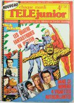 TELE Junior - Magazine Hebdomadaire n°04 (Novembre 1980)
