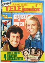 TELE Junior - Magazine Hebdomadaire n°06 (Novembre 1980)