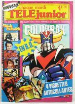 TELE Junior - Magazine Hebdomadaire n°07 (Novembre 1980)