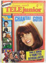 TELE Junior - Magazine Hebdomadaire n°08 (Décembre 1980)