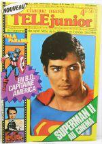 TELE Junior - Magazine Hebdomadaire n°09 (Décembre 1980)