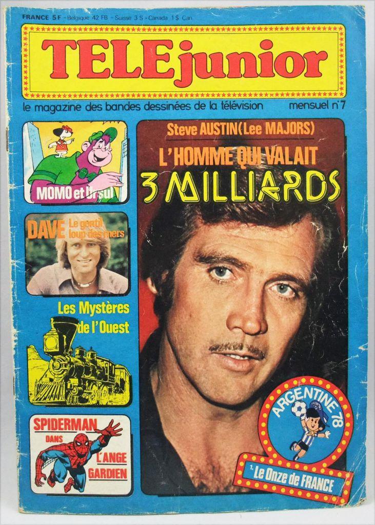 TELE Junior - Magazine Mensuel n°07 (mars 1978)