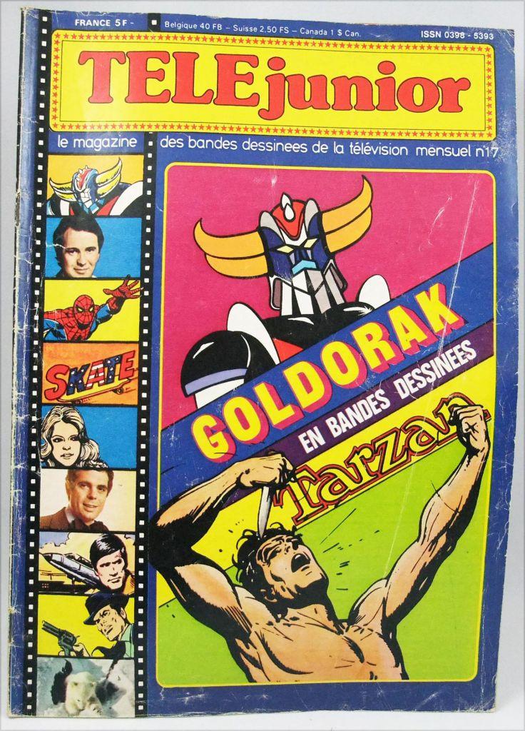 TELE Junior - Magazine Mensuel n°17 (janvier 1979)