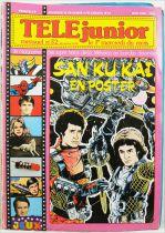 TELE Junior - Magazine Mensuel n°32 (Décembre 1979)