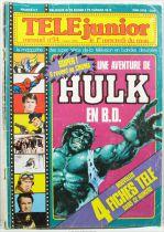 TELE Junior - Magazine Mensuel n°34 (Fevrier 1980)