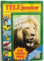 TELE Junior - Monthly Magazine n°37 (Mai 1980)
