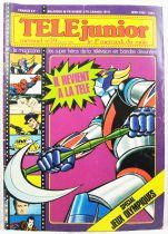 TELE Junior - Monthly Magazine n°39 (July 1980)