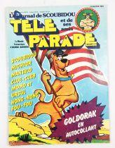 TELE Parade - Mensuel n°10 (poster promotionnel Goldorak Jumbo Mattel)